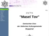 Jüdischer Chor Masel Tov Wuppertal