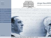 Jünger-Haus Wilflingen