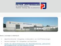 Peter Jüttermann Werkzeug-Maschinen