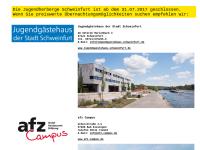 Jugendherberge der Stadt Schweinfurt