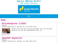 JuLis - Junge Liberale Kreisverband Rhein-Erft