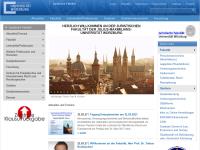 Juristische Fakultät der Universität Würzburg