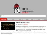 Jusos Hochschulgruppe Würzburg