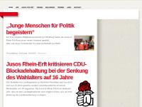 Jusos Unterbezirk Rhein-Erft-Kreis
