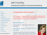 Just Consulting - Christiane Just