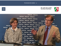 The NRW Justice Portal