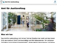 Justizvollzug Kanton Zürich