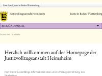 Justizvollzugsanstalt Heimsheim