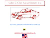 Kadett C Club Kaiserslautern EV