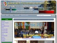 Kärntner Landesfischereivereinigung KLFV
