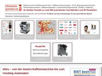 Kaffeemaschine-Gastronomie.com