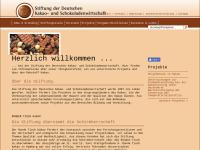 Stiftung der Deutschen Kakao- und Schokoladenwirtschaft