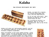 Kalaha, das älteste Brettspiel der Welt