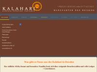 Kalahari - Afrika Spezial Safaris