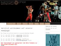 Kammerchor Winterthur