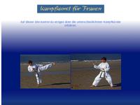 Kampfkunst für Frauen