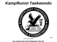 Kampfkunst Taekwondo