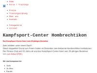 Fitness- und Kampfsport-Center Hombrechtikon