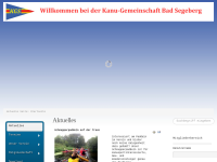 Kanu-Gemeinschaft Bad Segeberg e.V.