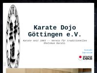 Karate Dojo Göttingen e.V.