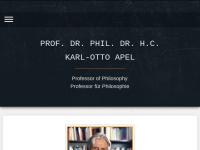 Karl-Otto Apel