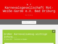 Rot-Weiße-Garde e.V.