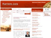 Praxis: Fach-Stellenmarkt für Juristen, Rechtsanwälte, Steuerberater, Wirtschaftsprüfer