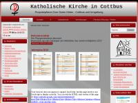 Katholische Kirchen in Cottbus