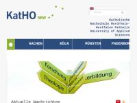 Katholische Hochschule Nordrhein-Westfalen (KatHO NRW)