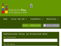 Katholische Tageseinrichtungen für Kinder im Erzbistum Köln