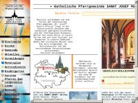 Katholische Pfarrgemeinde Sankt Josef