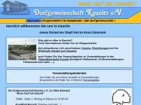 Dorfgemeinschaft Kaunitz e.V.
