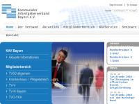 Kommunaler Arbeitgeberverband Bayern e.V. (KAV Bayern)