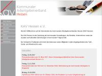 Kommunaler Arbeitgeberverband Hessen e.V.