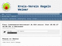 Kreis-Verein Kegeln Weimar e.V.