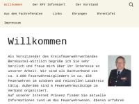 Kreisfeuerwehrverband Bernkastel-Wittlich