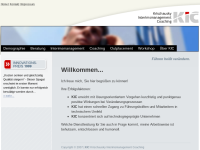 KIC, Krischausky Interimsmanagement Coaching