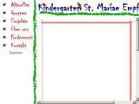 Kindergarten Sankt Mariä Empfängnis