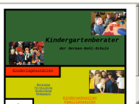 Bildung und Sprache im Kindergarten