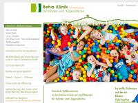 Reha-Klinik am Kyffhäuser für Kinder und Jugendliche
