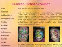 Kinderschminken-Neuss, Bianca Seidler
