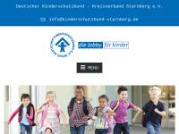 Deutscher Kinderschutzbund Kreisverband Starnberg e.V.