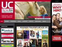 Rügen: Kino Bergen