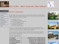Pastoraler Raum Dortmund-Scharnhorst