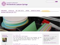 Ev. Luth. Kirchenkreis Laatzen-Springe
