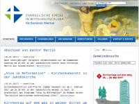 Kirchenkreis Weimar