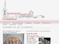 Kirchenmusik in Bad Segeberg