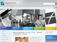 Katholische Hospitalvereinigung im Märkischen Kreis