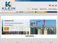 Dämmstoff-Fabrik Klein GmbH