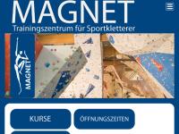 Magnet Kletterhalle Bern